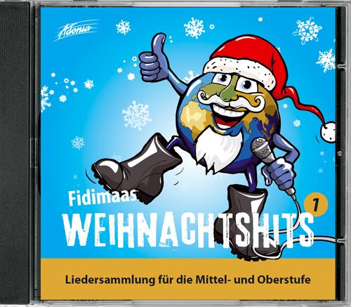 Fidimaas Weihnachtshits, Vol. 1