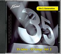 35 Jahre - 35 Songs, Vol. 2