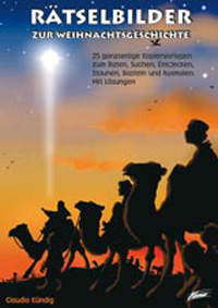 Rätselbilder zur Weihnachtsgeschichte
