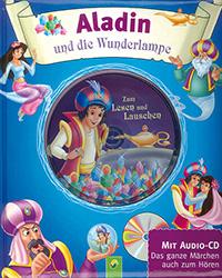 Aladin und die Wunderlampe mit Audio-CD