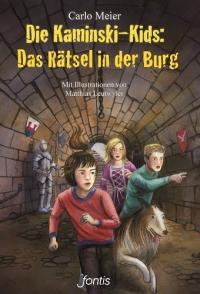 Die Kaminski-Kids: Das Rätsel in der Burg (Band 18)