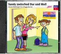 Sandy zwüsched Dur und Moll
