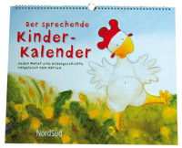 Der sprechende Kinder - Kalender