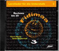 Fidimaa 3 - Rechnen bis 20 CD