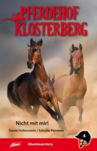 Pferdehof Klosterberg 4 - Nicht mit mir! (Buch)