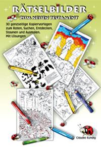 Rätselbilder zum Neuen Testament, Mappe inkl. PDF-Datei