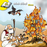 Mini-Bibel 06 - Mose