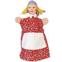 Kasperlipuppe Gretel