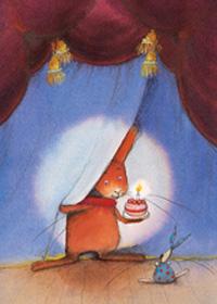 10er Set Postkarten, Pauli, alles Gute zum Geburtstag