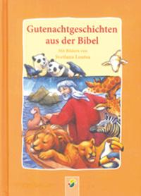 Gutenachtgeschichten aus der Bibel