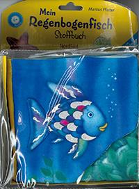 Mein Regenbogenfisch Stoffbuch