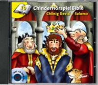 CHB 10 Chönig David & Salomo