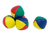Jonglierball aus Kunstleder