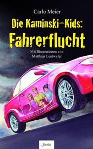 Die Kaminski-Kids: Fahrerflucht (Band 16)