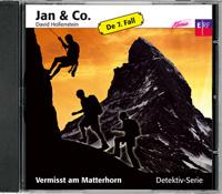 Jan & Co. - Vermisst am Matterhorn (CD)