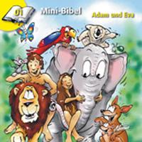 Mini-Bibel 01 - Adam und Eva
