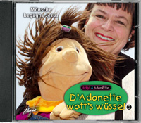 D'Adonette wott's wüsse 2 - Mönsche begägne Jesus