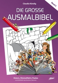 Die grosse Ausmalbibel, Band 4