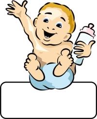 Baby Boy - Geburtstafel
