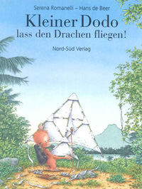 Mini-Bilderbüchlein, Kleiner Dodo lass den Drachen fliegen!