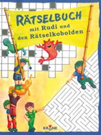 Rätselbuch mit Rudi und den Rätselkobolden