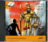 CHB 09 Samuel / David + Goliath
