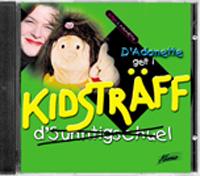 D'Adonette geit i Kidsträff