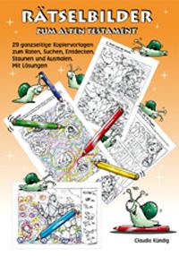 Rätselbilder zum Alten Testament, Mappe inkl. PDF-Datei