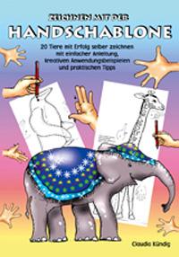 Zeichnen mit der Handschablone, Mappe inkl. PDF-Datei