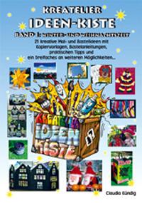 Kreatelier Ideen-Kiste Band 1, Mappe inkl. PDF-Datei