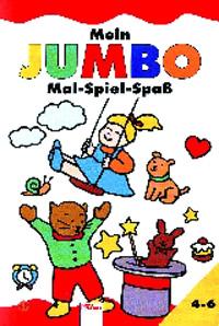 Mein Jumbo Mal-Spiel-Spass