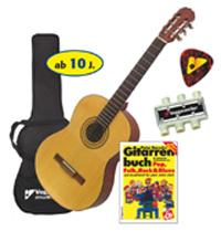 Das Akustik-Gitarren-Set