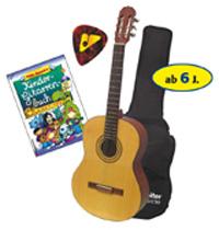 Das (kleine) Kindergitarren-Set
