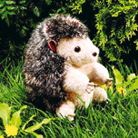 Folkmanis Tier-Handpuppe Igel