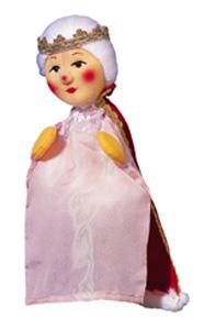 Kasperlipuppe Königin