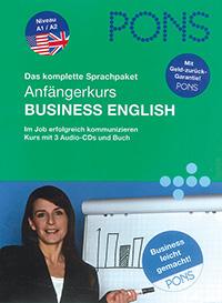 PONS Das komplette Sprachpaket Anfängerkurs BUSINESS ENGLISCH