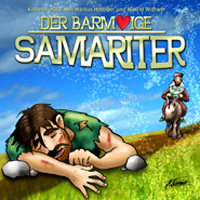 Der barmherzige Samariter - Hochdeutsch