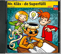Mr. Kläx 4 - de Superfülli