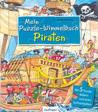 Mein Puzzle-Wimmelbuch Piraten