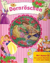Dornröschen mit Audio-CD