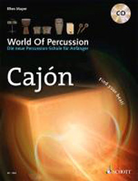 Cajon - World of Percussion mit CD
