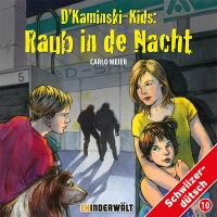 Kaminski-Kids: Raub in de Nacht (CD)