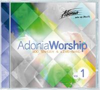 Adonia Worship Vol. 1