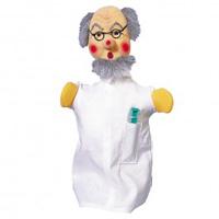 Kasperlipuppe Doktor
