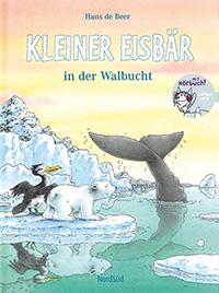 Adonia Verlag Kleiner Eisbär In Der Walbucht Hans De Beer