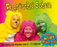 Adonia-KidsParty - De gröschti Schatz (Live-DVD)