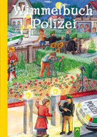 Wimmelbuch Polizei
