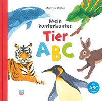 Mein kunterbuntes Tier ABC