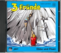 3 Fründe - Ebbe und Fluet