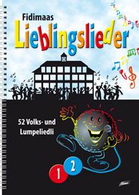 Fidimaas Lieblingslieder Liederbuch